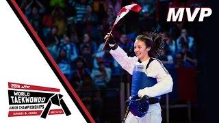 [Final | Female -59kg] PARK Skylar (CAN | MVP) vs. YEH Yen Hsin (TPE)