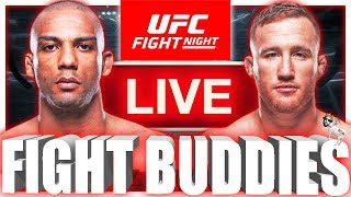 🔴UFC ON ESPN BARBOZA VS GAETHJE + BRANCH VS HERMANSSON LIVE FIGHT REACTION!