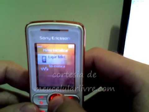 Desbloqeuio de SonyEricsson via IMEI meucelularlivre