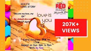 Red FM Love Story with RJ Pahi_Guwahati