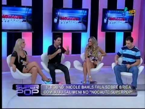 Nicole Bahls responde perguntas polêmicas no Superpop 25.04.12 Na íntegra