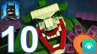 LEGO Batman: DC Super Heroes - Gameplay Walkthrough Part 10 (iOS, Android)