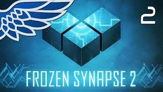 FROZEN SYNAPSE | Brain Freeze Part 2 - Cyberpunk Tactics Let