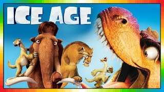 ICE AGE 3 - Dawn of the Dinosaurs - Die Dinosaurier sind los (Nintendo Wii Game Test)