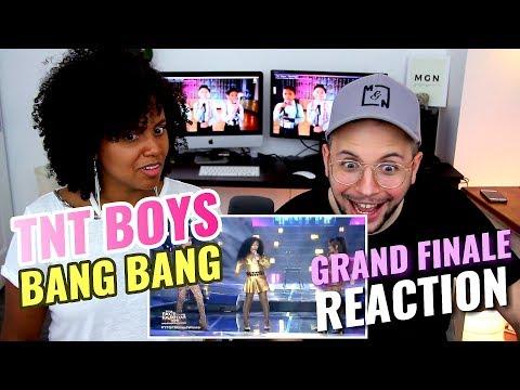 TNT Boys - Bang Bang | Jessie JAriana GNicki M | Your Face Sounds Familiar Kids 18 | REACTION