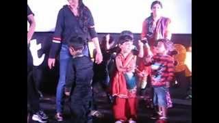 Devanshi singh dancing