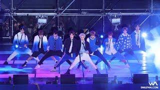 171021 nct 127 and 39 cherry bomb and 39 4k at 4k fancam by wa