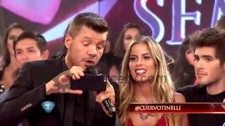 Marama y Rombai - Loquita + Bronceado + Noche Loca (Showmatch 2015) HD