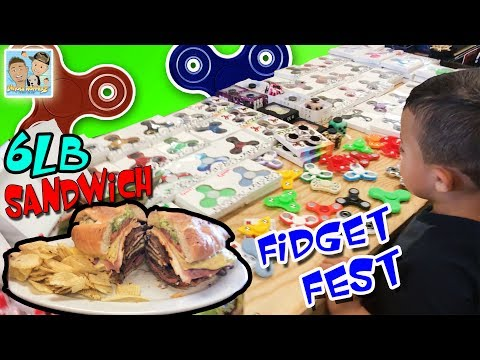 Xxx Mp4 OUR 1ST FIDGET FEST UNCLE CRUSHER ORDERS 6 LB SANDWICH REAL HORSE IN CANDY STORE DINGLEHOPPERZ VLOG 3gp Sex