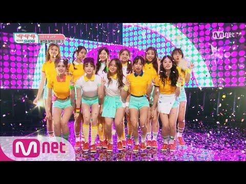 watch Produce 101 [최초 공개] 아이오아이 너무너무너무 컴백 무대 161012 EP.21