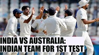 India vs Australia: Predicted XI for the Pune Test | Oneindia News