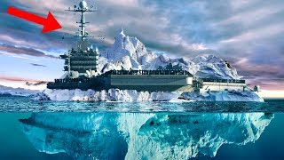 This ICEBERG Was Turned Into A SHIP!