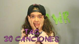 TAG 20 CANCIONES - Amara Que Linda