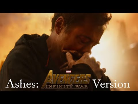 Céline Dion - Ashes: Avengers Infinity War Version (EXTREME SPOILERS)