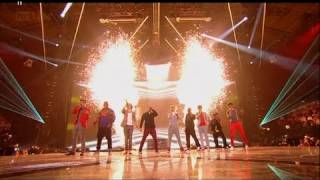 OMG it's JLS vs One Direction - The X Factor 2011 Live Final (Full Version)