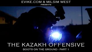 Milsim West: The Kazakh Offensive - Part 1 [Boots on the Ground] Airsoft Evike.com