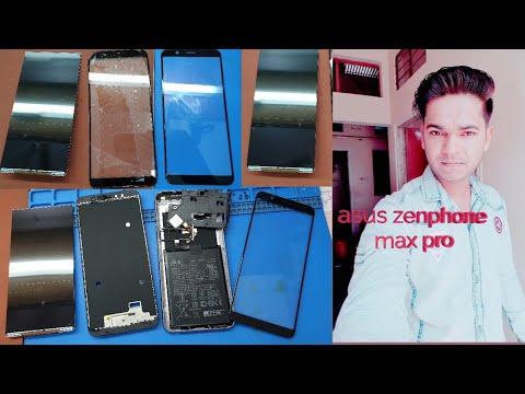 Xxx Mp4 Asus Zenphone Max Pro M 1 Broken Glass Replacement Screen Repair Crak Glass Change 3gp Sex