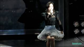 fancam 170520 taeyeon love in color at persona in taiwan
