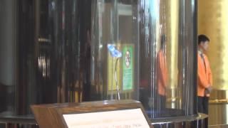 68 - The Grand Lisboa Casino, Macau and 'The Star of Stanley Ho' Diamond.