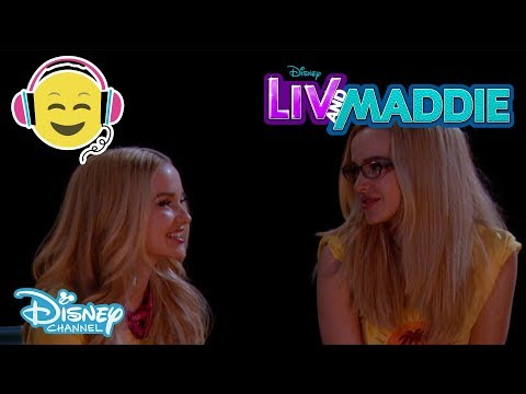 Xxx Mp4 Liv And Maddie Better In Stereo Song Official Disney Channel UK 3gp Sex