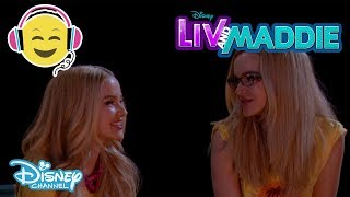 Liv and Maddie | Better In Stereo Song | Official Disney Channel UK