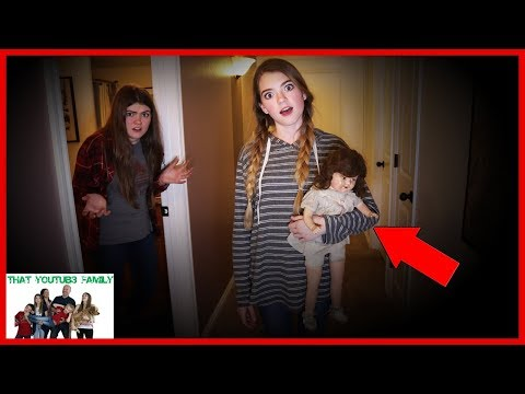 Xxx Mp4 24 Hour Overnight Challenge With Strange Doll Abigail The DollMaker Part 7 That YouTub3 Family 3gp Sex