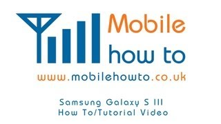How To Update Software - Samsung Galaxy S3