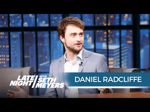 Daniel Radcliffe The Advice Donald Trump Gave Me When I Was 11