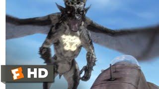 Alien Convergence (2017) - Alien Retaliation Scene (8/9) | Movieclips
