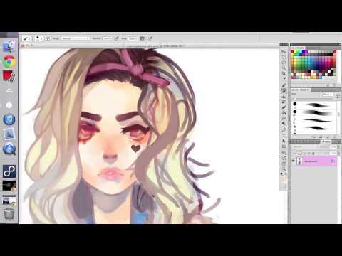 Marina & The Diamonds [speedpaint]
