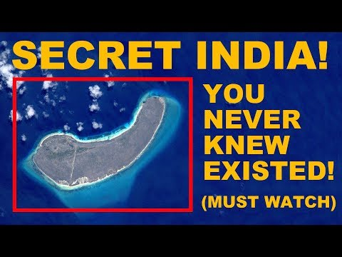 🔴 EXCLUSIVE SECRET INDIA You NEVER Knew EXISTED Assumption Island Secret Indian Military Base