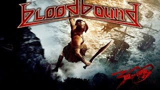Bloodbound - For The King | Sub Español - Inglés | 300 Rise Of An Empire First Battle