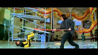 Jackie Chan Famous Ladder Fight Scene (First Strike) HD Unrated Version