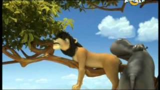 Leon the lion - Big Crush