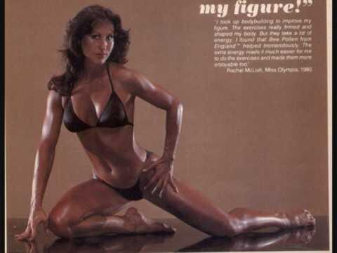 Rachel Mclish a sexiest fitness woman