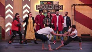 Roadies Xtreme Auditions Chandigarh - Raftaar Neha Dhupia Prince Narula