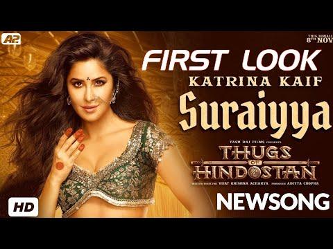 Xxx Mp4 Katrina Kaif Video Song New Look Thugs Of Hindostan Motion Poster Releasing 8th November 2018 3gp Sex