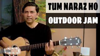 Sajjad Ali - Tum Naraz Ho   Outdoor Jam