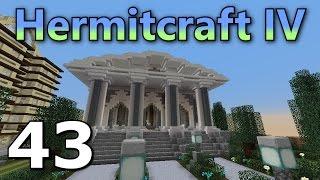 Hermitcraft 4 Ep.43- Trial of the Century!