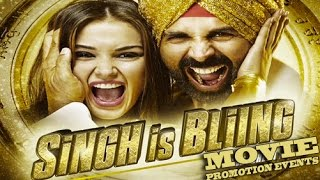 Singh Is Bling 2015 | Akshay Kumar, Amy Jackson, Yo Yo Honey Singh, Lara Dutta | Full Movie Events!