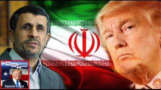 Former President of Iran Pens an Open Letter to President Trump