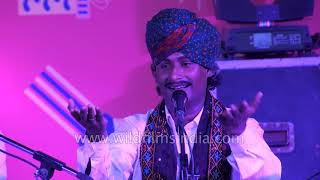 'Allah Hoo' by Ustaad Rehmat Khan Group from Rajasthan