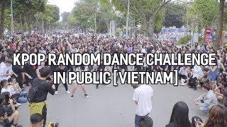 VIETNAM KPOP RANDOM DANCE IN PUBLIC 2018 || By Chuyện Fangirl (Part 1 OFFICIAL)