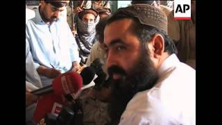 Taliban leader reported killed - clear shot of Baitullah Mehsud