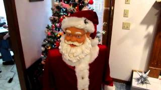 thelope.com - Gemmy Industries singing/dancing Santa