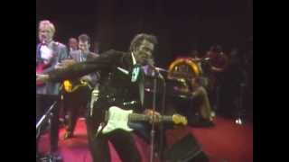 Chuck Berry's 1986 Hall of Fame Induction Jam Session --