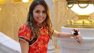 Teen Accused of Appropriating Chinese Culture With Her Prom Dress