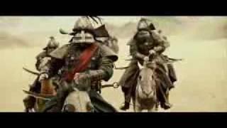 Mongol (Монгол) (Trailer) [Oscar's Best Foreign Movie]