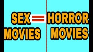 WATCHING SEX OR HORROR MOVIE// IS IT GOOD FOR YOU? /WATCH TILL END
