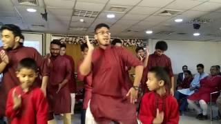 Suraiya - Amader Golpo   Adit's Holud Dance